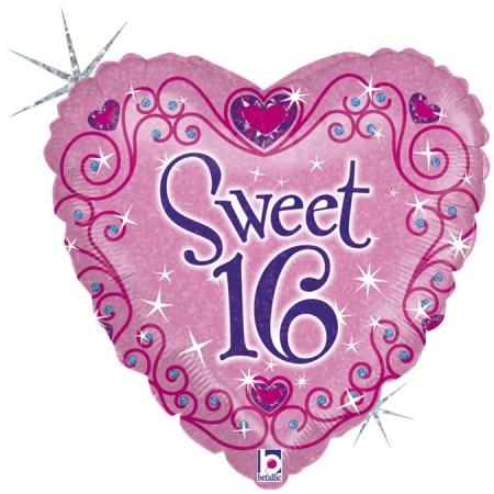 86592H Sweet 16 Sparkles
