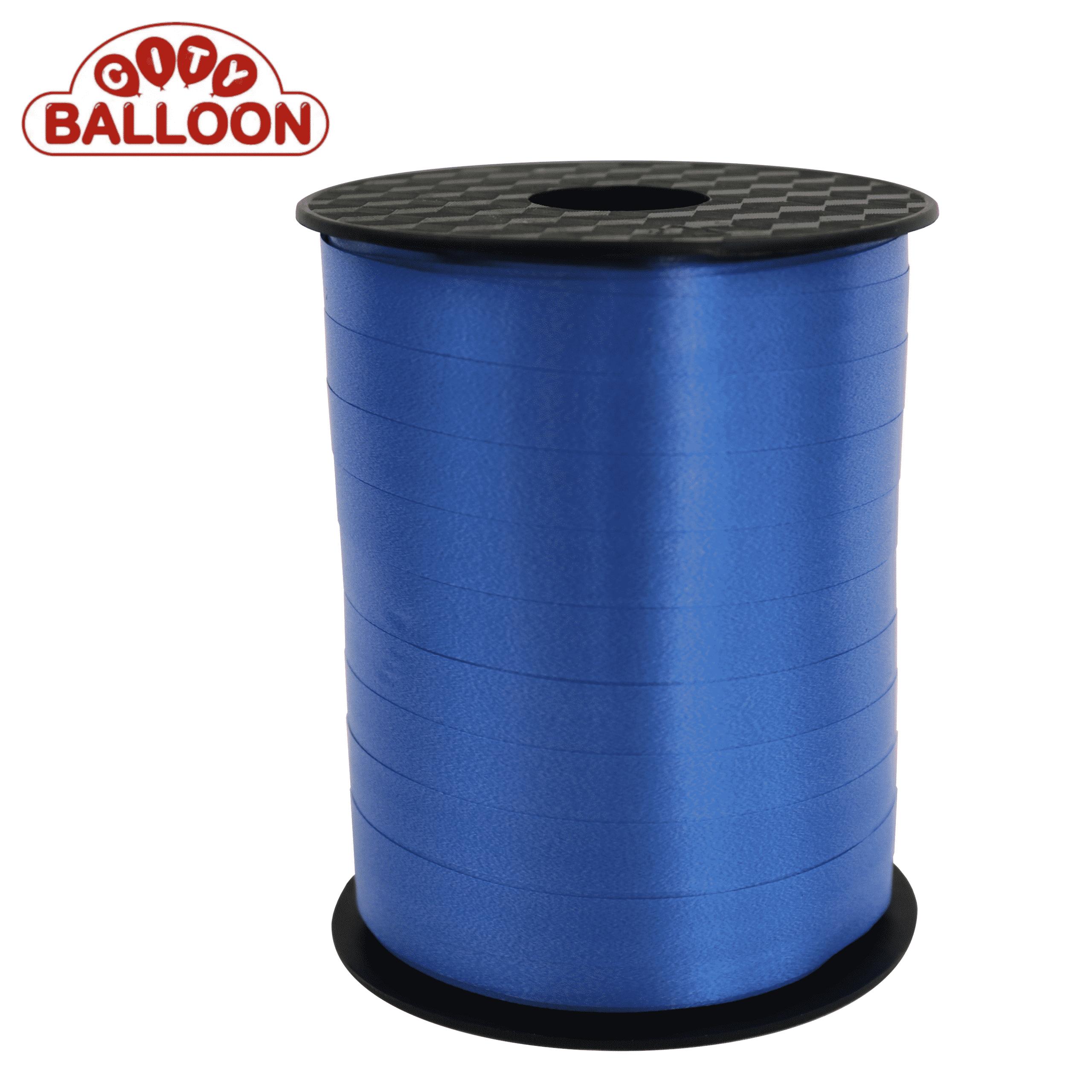Bänder 10mm mattblau