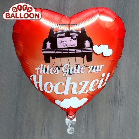 Ballon_Alles_Gute_Hochzeit_rot