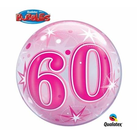 p 2 1 3 0 2130 Bubble Ballon 60 Pink