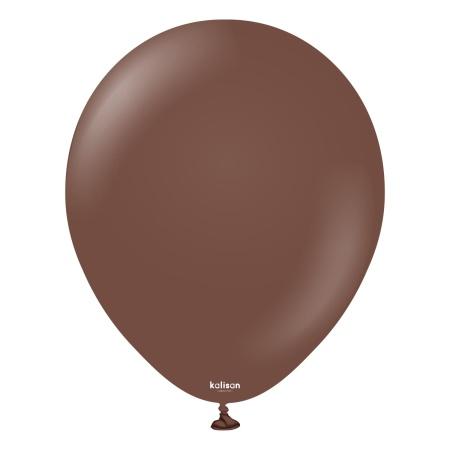 chocolate brown 12inc