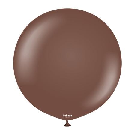 chocolate brown 36inc