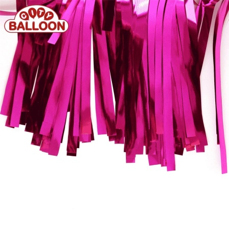 foil curtain 1x2 lila
