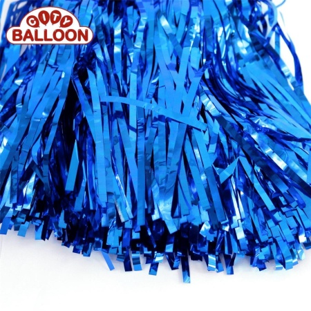 foil curtain 50x10 blau