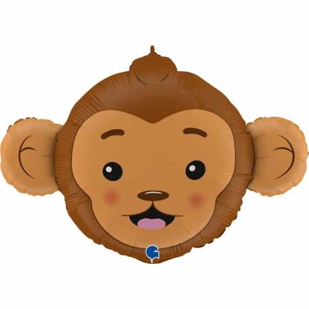 G72012 Monkey Head