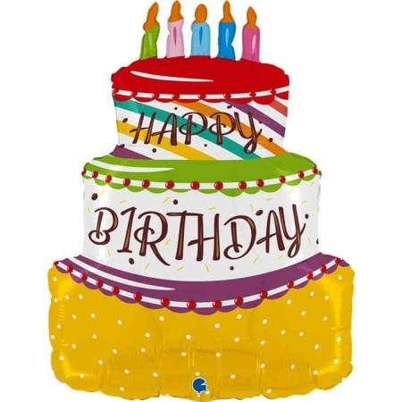 G72019 Birthday Cake