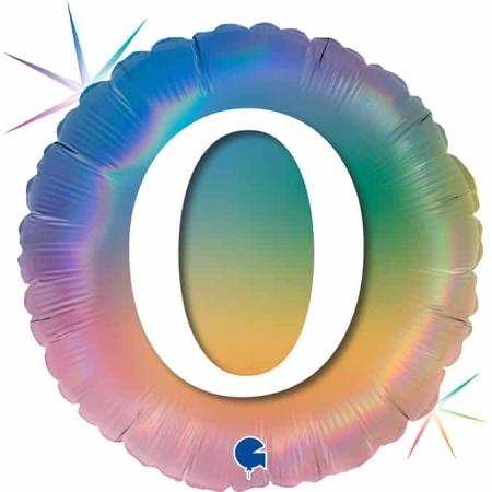 G78079RH R18 Happy 0 Colourful Rainbow