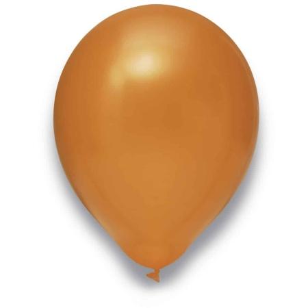 globos luftballons metallic kupfer naturlatex 01 20033 1