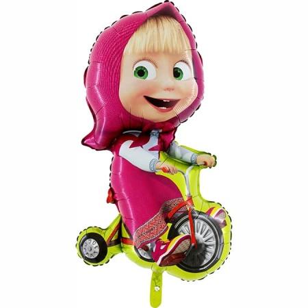 L168 Biking Masha