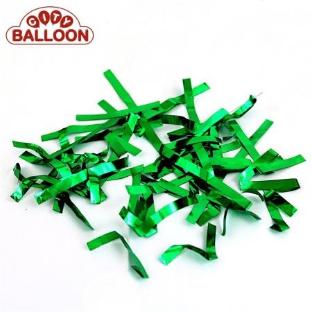 Lose rechteck foil grün