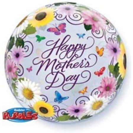 "Bubble Mother's Day Garden 22""/56cm m57dds045"
