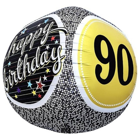 northstar 17 sphere 90th birthday milestone foil balloon 01157 01 n p 14130707365951 800x
