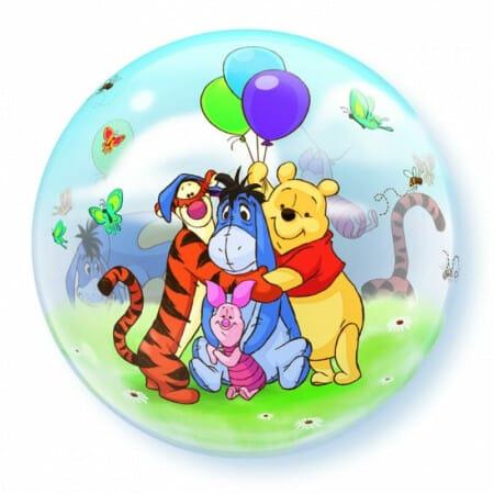 p 1 2 9 7 1297 Bubble ballon Winnie Pooh 22