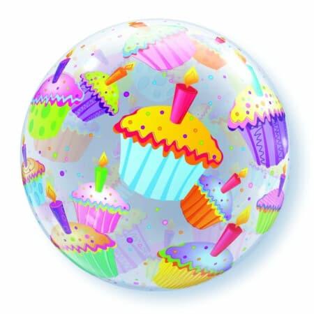 p 1 3 0 1 1301 Bubble Ballon Cupcake