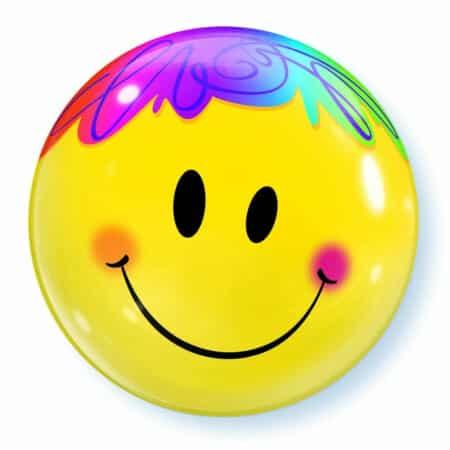 p 1 3 0 2 1302 Bubble Ballon Smiley 22