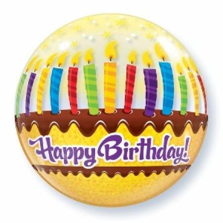 p 1 3 1 0 1310 Bubble Ballon Geburtstagstorte 22