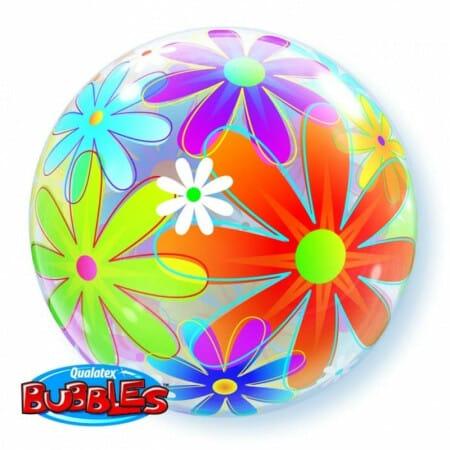 p 1 3 2 1 1321 Bubble Ballon Blumen 22