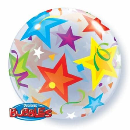 p 1 3 2 3 1323 Bubble Ballon Sterne 22