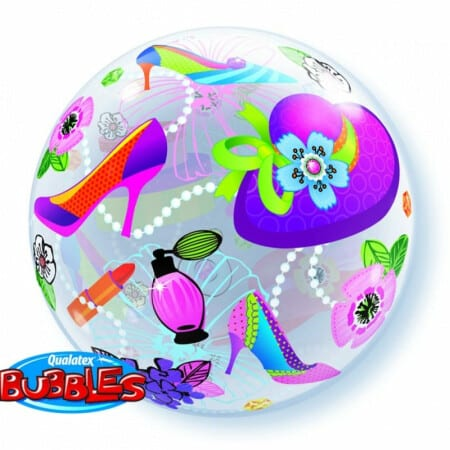 p 1 3 3 9 1339 Bubble Ballon Frauensache 22