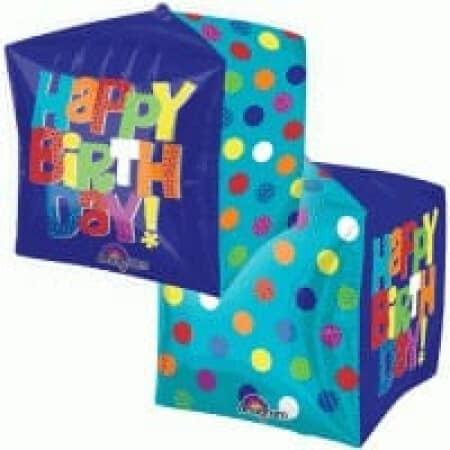 p 1 4 6 0 1460 Cubez Happy Birthday 38cmx38cm