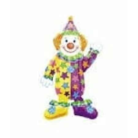 p 1 4 7 0 1470 Airwalker Clown 111cm