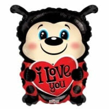 p 1 5 0 3 1503 I Love You Marienkaefer 1846cm