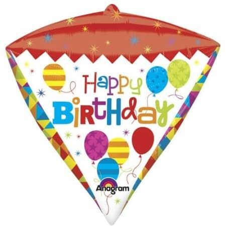 Diamondz Geometric Birthday