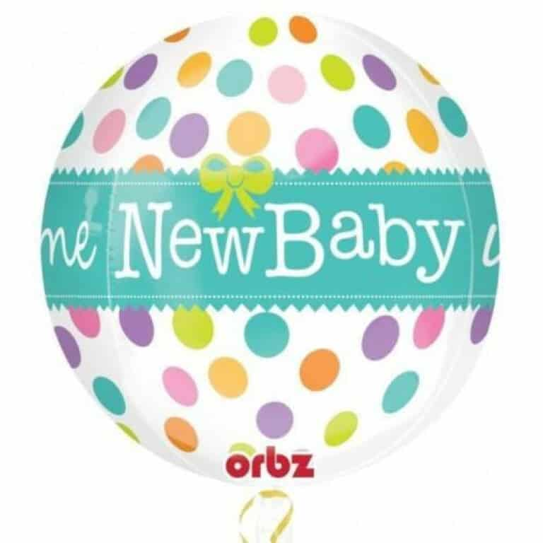 Orbz New Baby