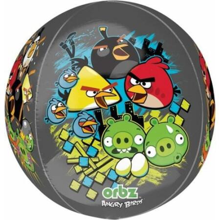 p 1 8 7 4 1874 Angry Birds 38cm x 40cm