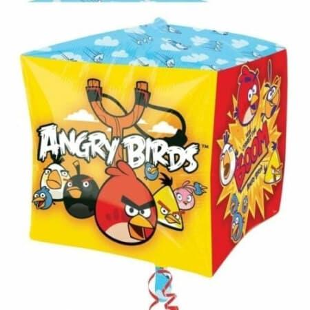 p 1 8 7 5 1875 Angry Birds 38cm x 40cm