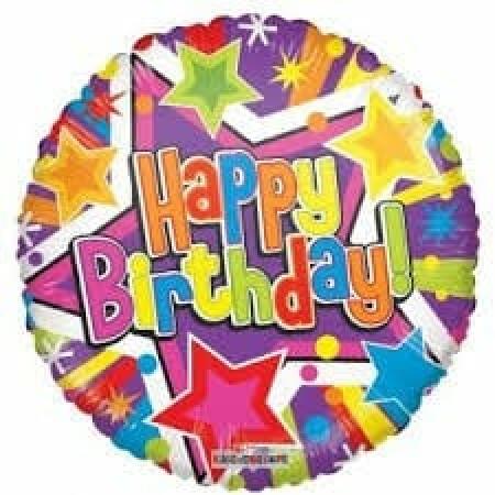 p 2 1 2 2 2122 Happy Birthday 1846cm