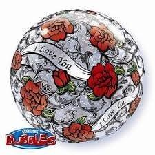 p 2 1 4 8 2148 Bubble Ballon I Love You