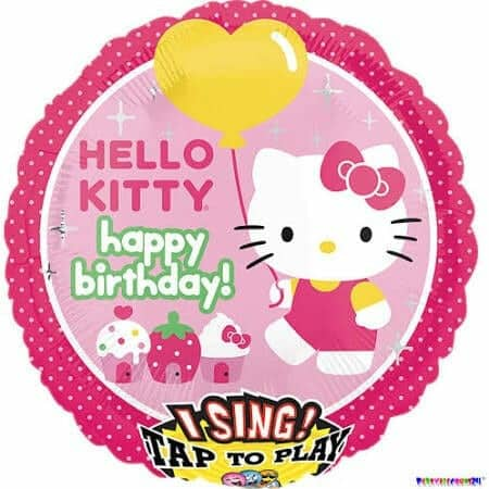 p 2 1 9 4 2194 ♪♫ Happy Birthday Hello Kitty