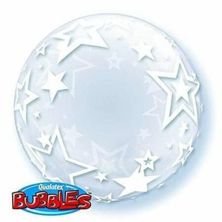 p 2 2 0 3 2203 Deco Bubble Sterne
