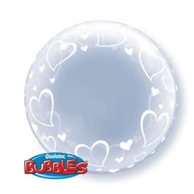p 2 2 0 8 2208 Deco Bubble Herzen