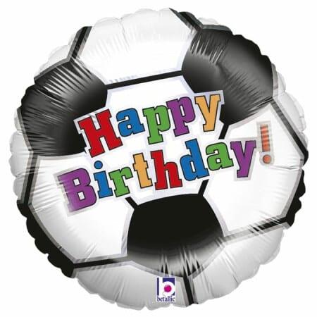 """Happy Birthday 18""""46cm"""